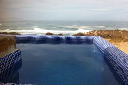 2 bed 80m2 Eco home on top of beach - Imsouane - Bungalow