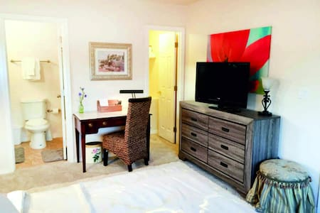 Clean bright room - Naples