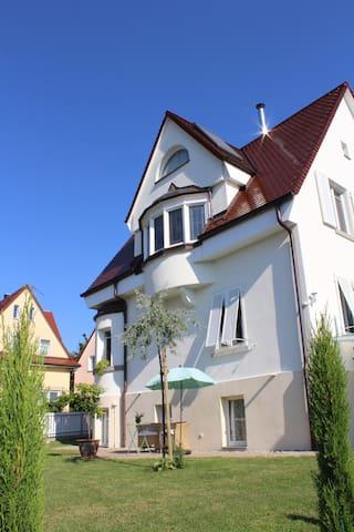 FeWo SIMONE - 100 m zur Altstadt, sehr ruhige Lage