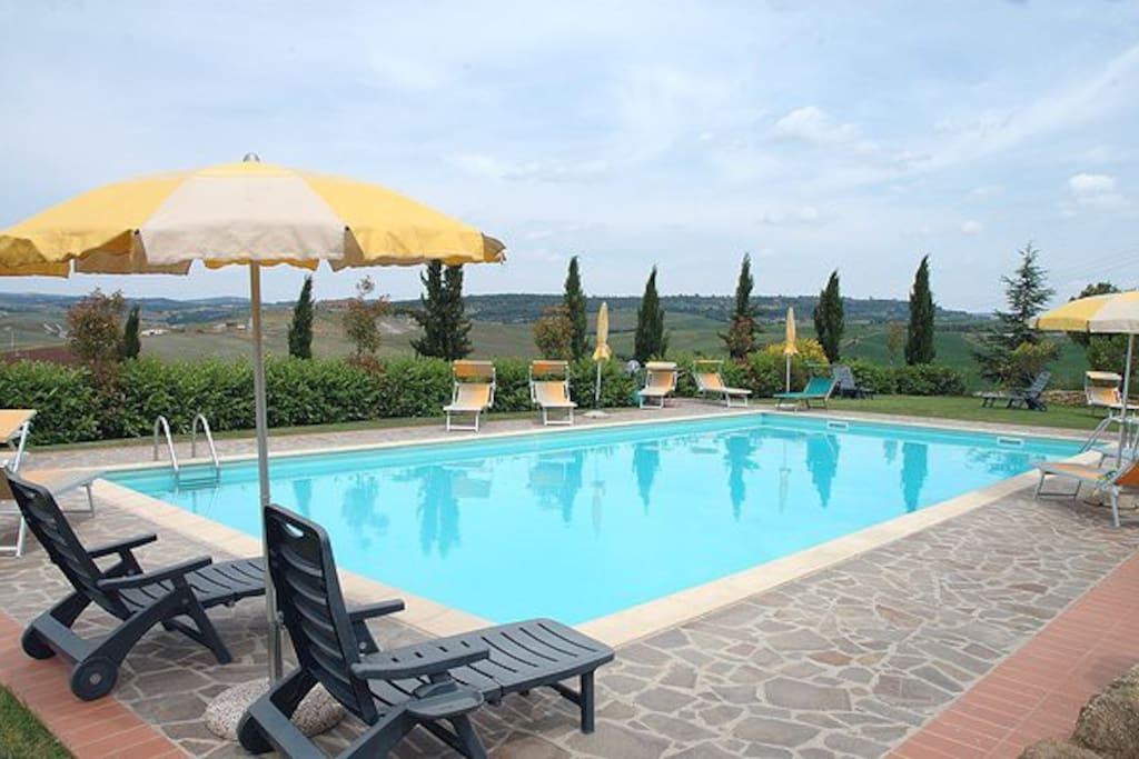 Palazzo Conti B - Swimming pool