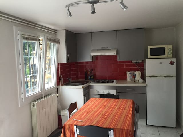 Charmant F2 aux portes de Paris - Livry-Gargan - Apartment