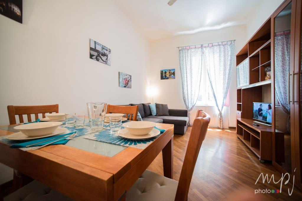 New trastevere withlove wifi free appartamenti in for Affitto uffici roma trastevere