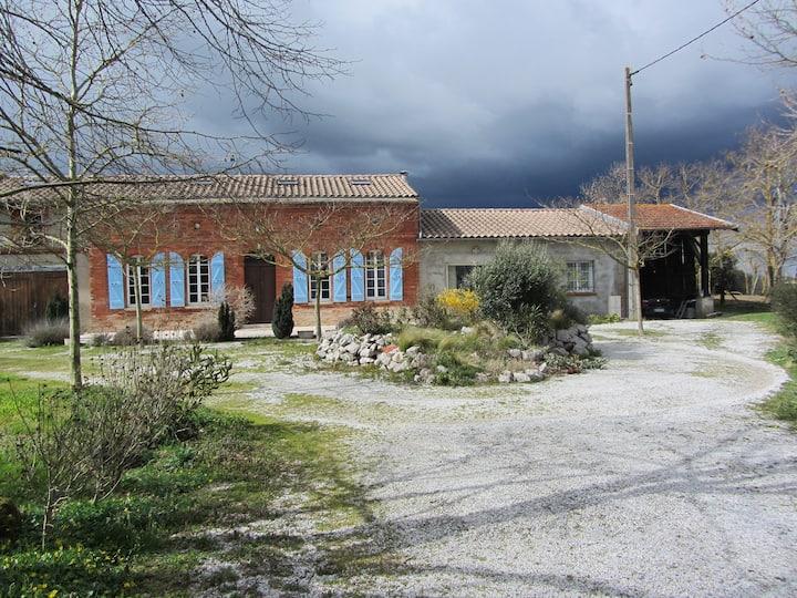 A la ferme Le Piquet Chambre 2