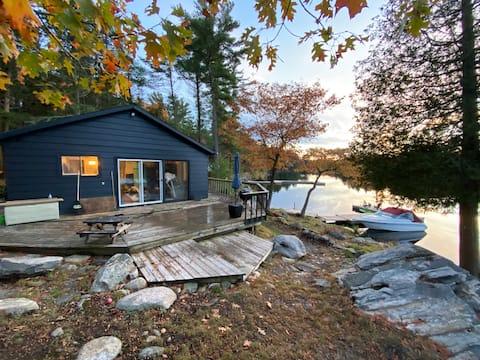 McLaren Island family cottage on Georgian Bay
