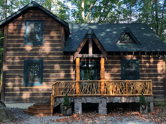 Perfect Cabin Retreat Beech Mountain NC