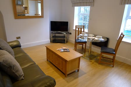 1 Bed Serviced Apartment Set In The Heart Of Rugby