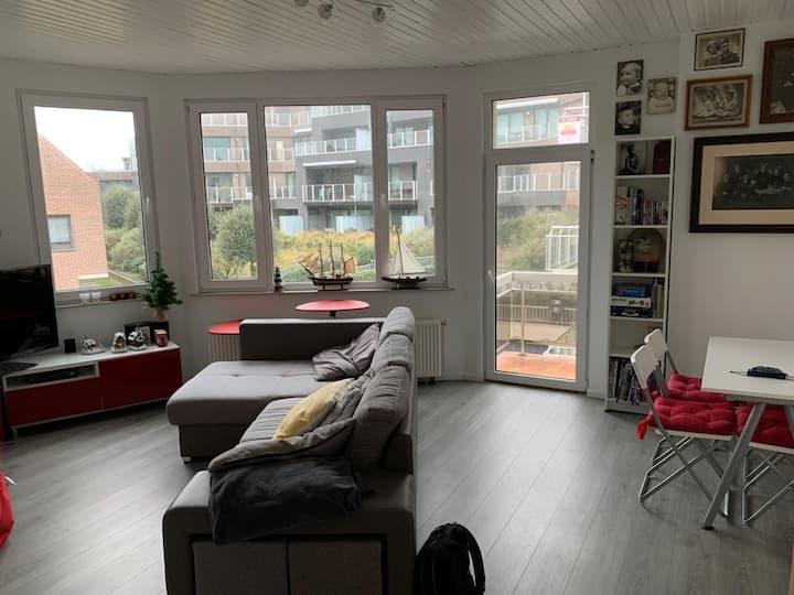 Gezellig familie appartement voor 4 in 't centrum