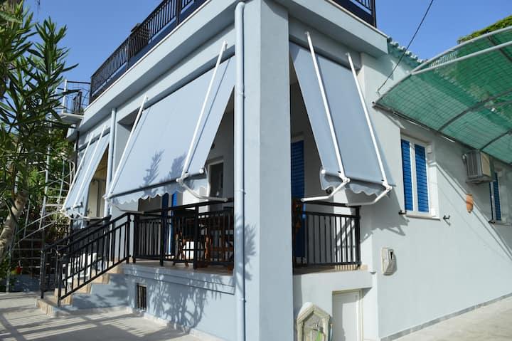 Melenia's Seafront House