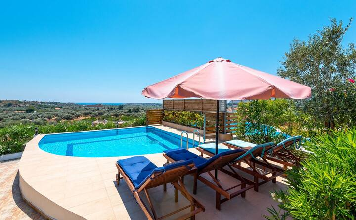 2Bedroom Suite with Private Pool, Kolymbia Village