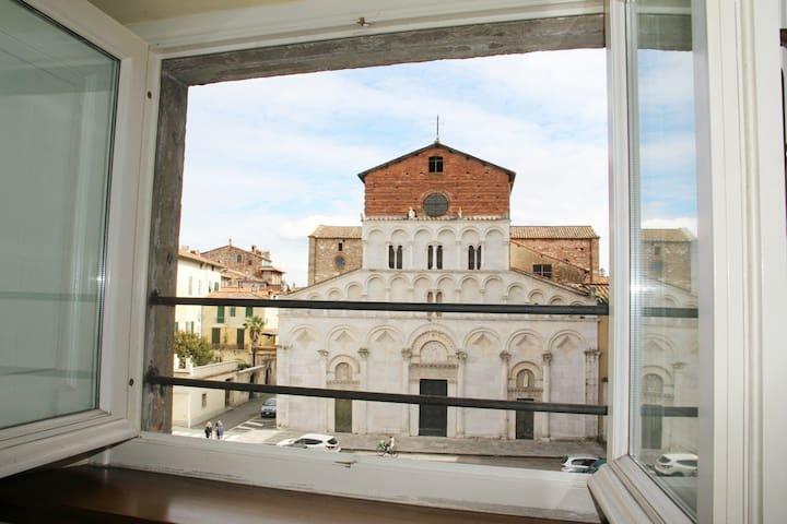 Bartolo's loft,INSIDE CITY CENTER,AIR CONDITIONING