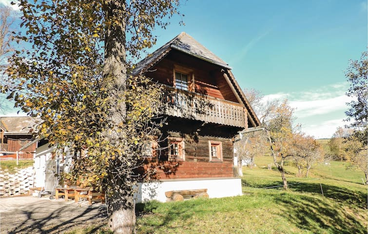 Holiday cottage with 2 bedrooms on 75m² in Fischbach