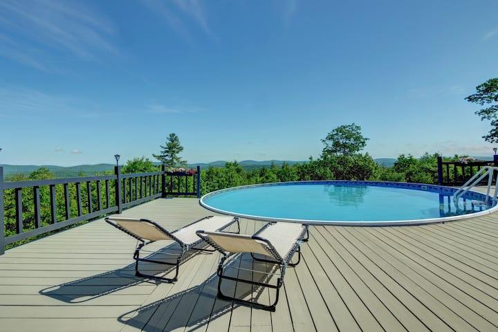 Perfect Getaway with Panoramic Views
