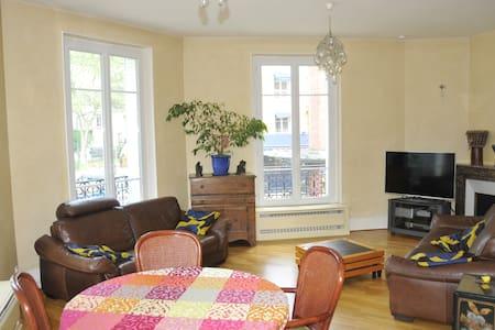 Très bel appartement de 90m2 au Vésinet - Le Vésinet - Apartmen
