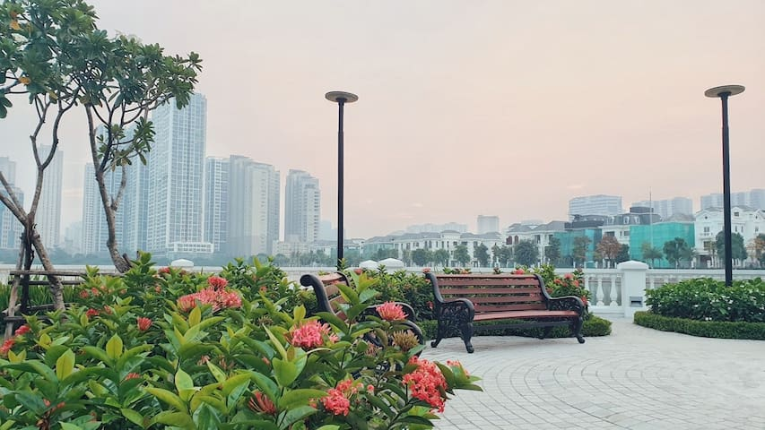 GRB HOME @NICE VIEW &LUXURY Near Tran Duy Hung