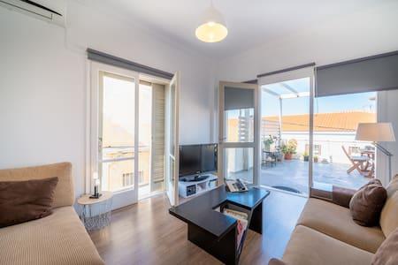 The ROOF - Sea View Apartment  Aegina town
