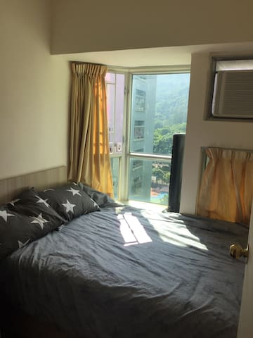 100M to MTR, Shopping Mall & UST - Hong Kong - Appartement