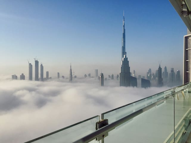 Wake up above the clouds in Dubai's best apartment - Ντουμπάι - Διαμέρισμα