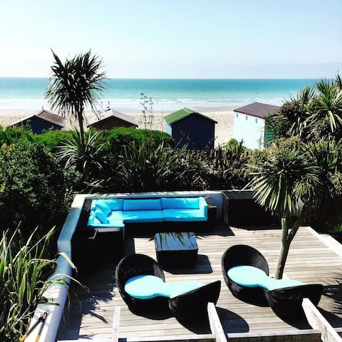 Beautiful Witterings beachfront - twin room - East Wittering - Hus