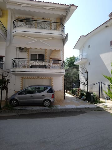 Σπίτι Σε Paralia Ofrinioy ATHINAS HOME