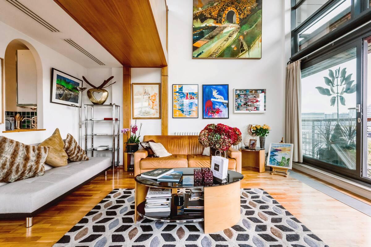 Stunning Penthouse Apartment near Shoreditch