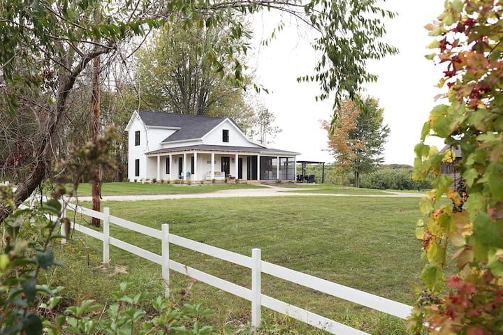 Saugatuck/S Haven Farm- Featured in Country Living