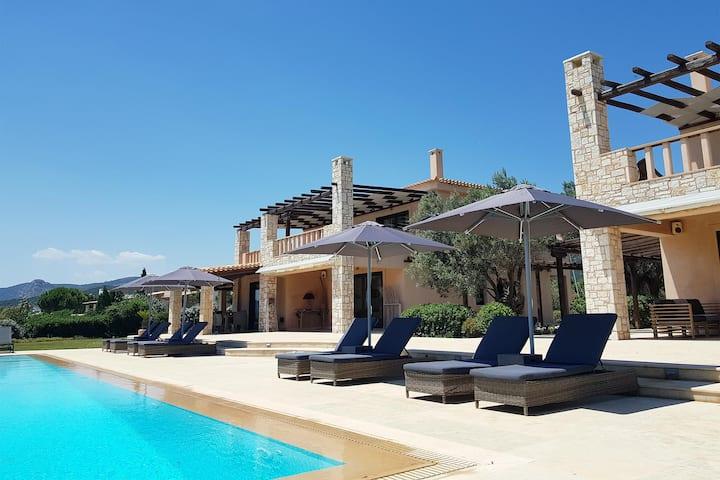 Thermesea Luxury - Deluxe Suite with Garden View
