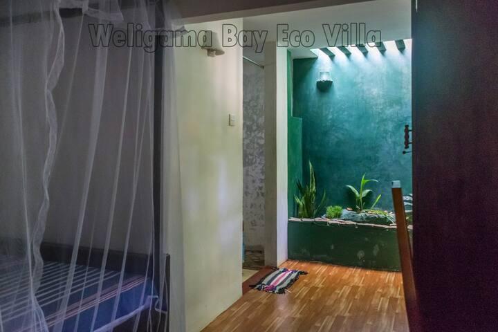 Weligama Bay Eco Villa Double Bed - Weligama - Bed & Breakfast