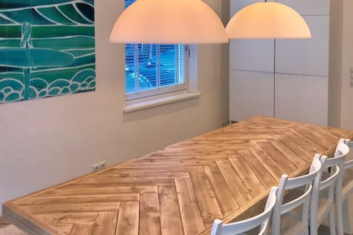 dining table in kitchen for fits 10