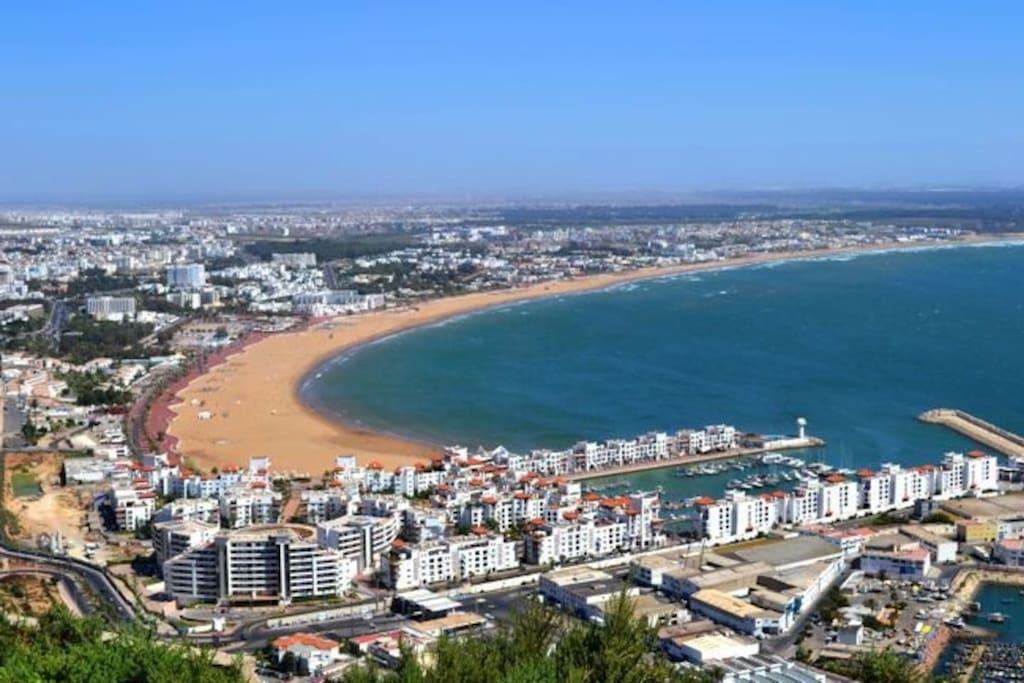 Ville In Affitto Agadir Marocco