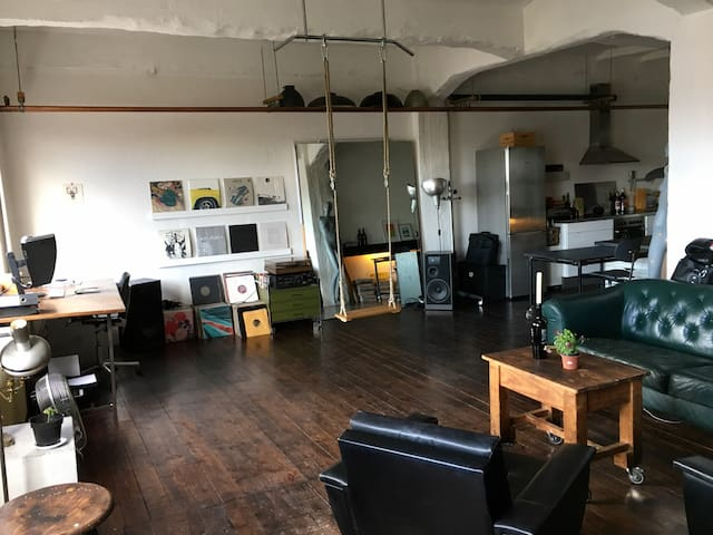 Loft with a character - Hamburgo - Loft