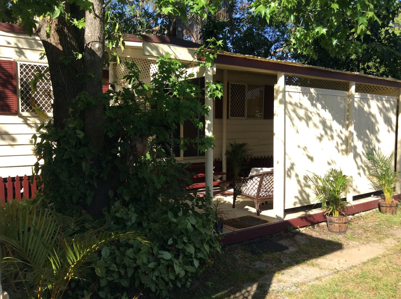 Fully Self Contained Cabin. 2 day minimum stay.