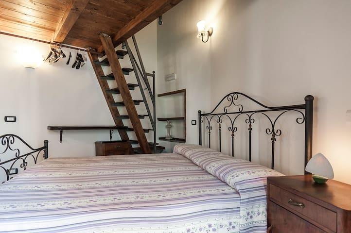 Loft di charme ad Itri medievale