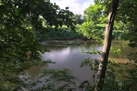 River Hills Camping - Hoof Ramp Campsite - Culpeper