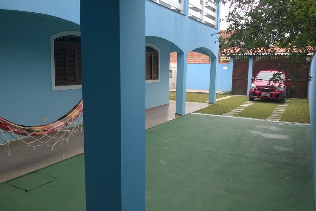 Vista Lateral - Casa 1