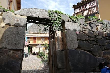Posada Inka Wasi-room for couple