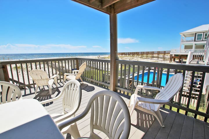 Parsonage Duplex - 2 Story Beach Home Just a Short Distance from the Center of Gulf Shores!