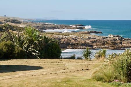 Coastal paradise in Otago