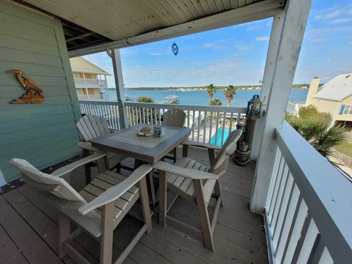 Lagoon Landing 207, 2 Bedroom,  2 Bathroom,  Sleeps 6