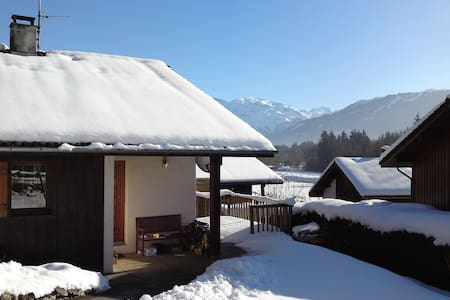 Chalet Athabasca - Taninges - Chalet