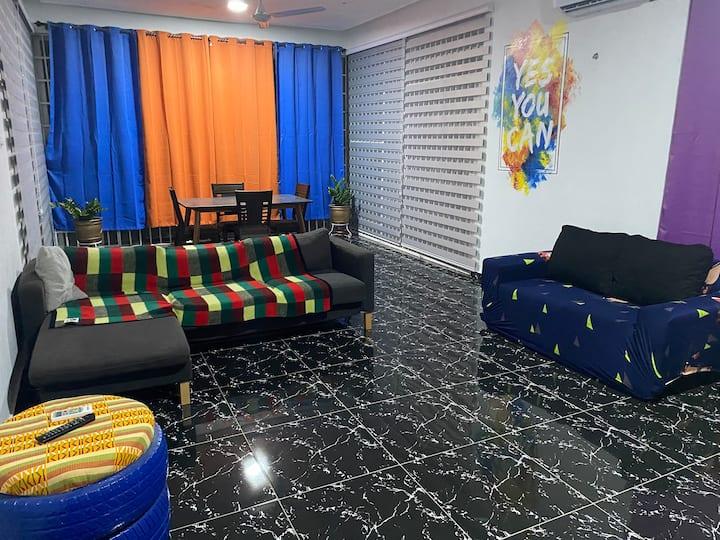 Private Rooms in Osu, Accra City Center #2