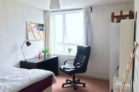 Double Room in Zone 1 by Regent's Park - London - Apartment