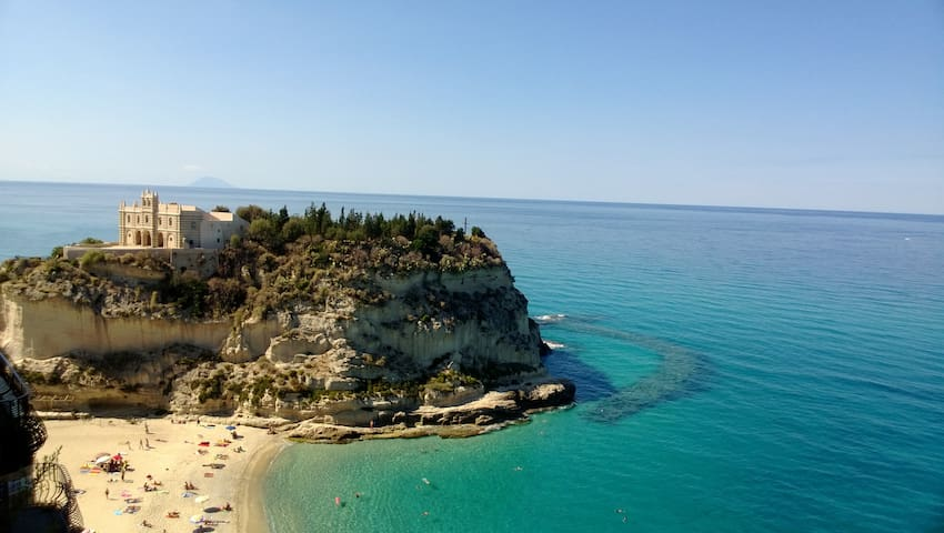 Beach house  Blu Tropea