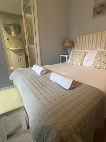 2 room family suite with ensuite bathroom