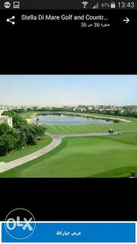 Shaleh in stella de mari for rent view golf