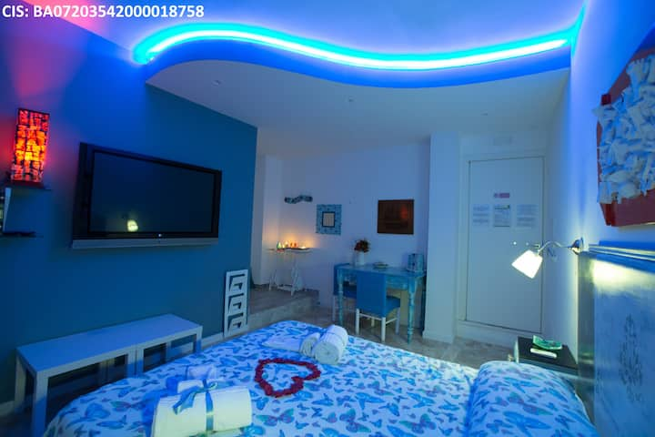 Versomare - Room Grecale (extra Bed On Demand)