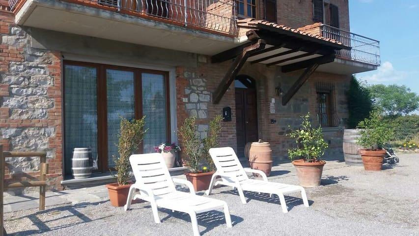 THE WAY OF WINE appartamento a Montepulciano