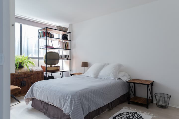 CHIC APARTMENT in the heart of CDMX w/RoofGarden