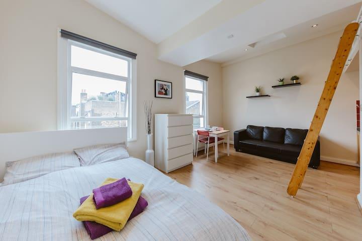 Nice Studio Flat in Ladbroke Grove