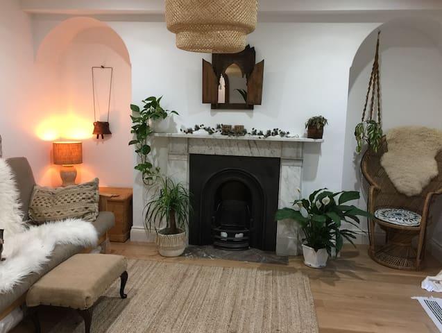 Luxury terrace apartment