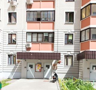 Балашиха, квартал Изумрудный, Московская бласть - Balashikha - Byt